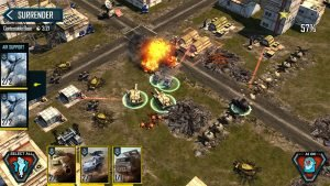 Command and Conquer in War Commander: Rogue Assault Preview 3