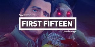 First 15 - Dead Rising 4 Retail