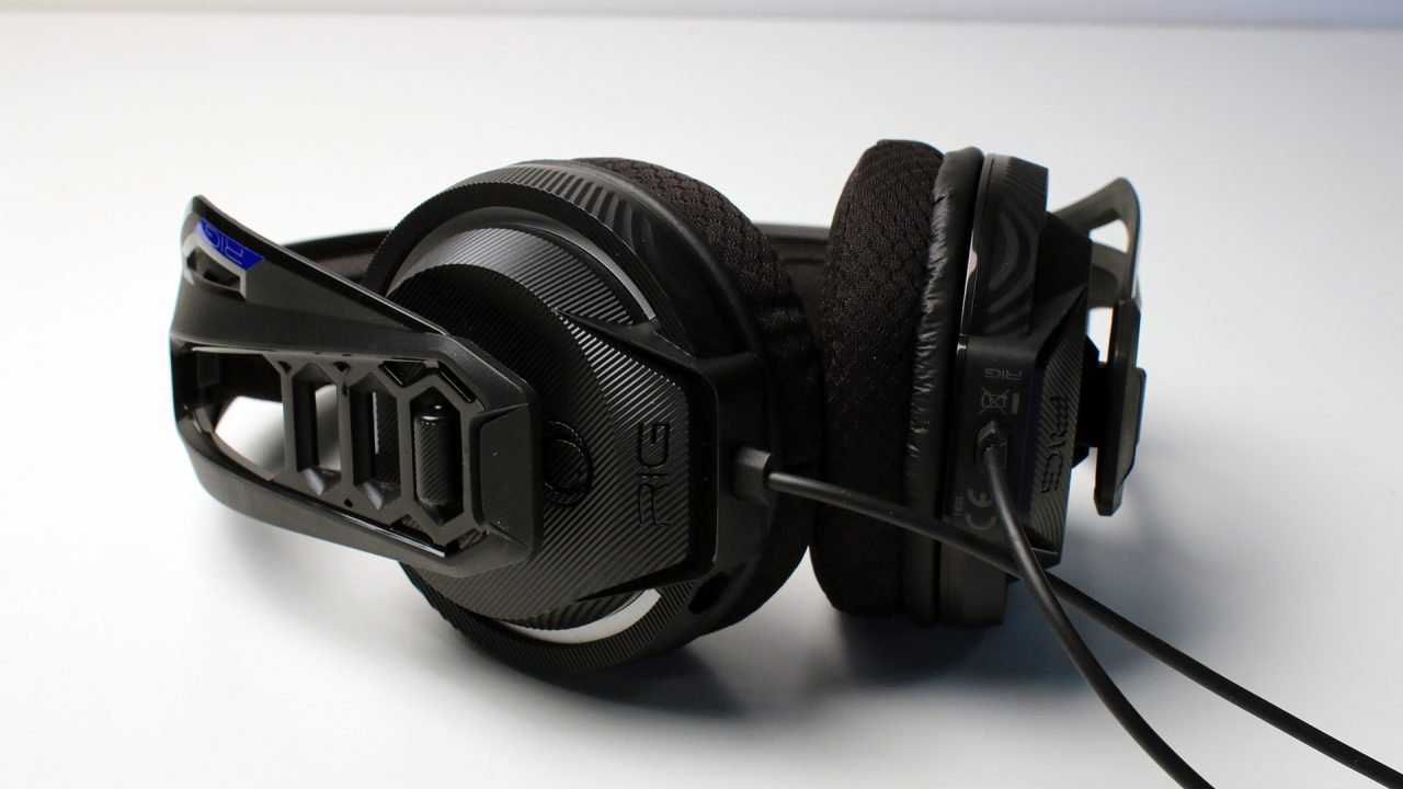 RIG 400 HS Headset (Hardware) Review 5