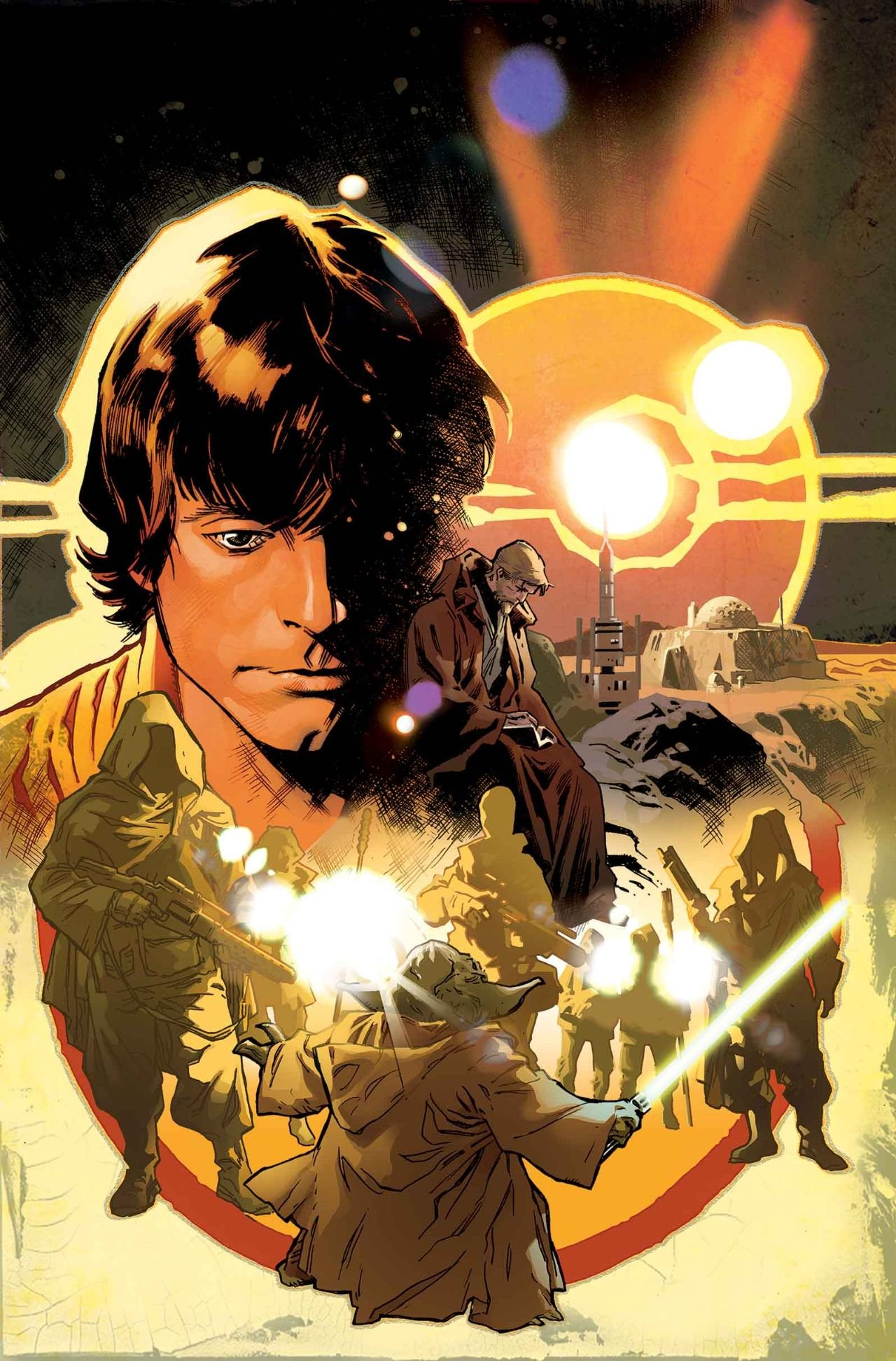 The Ever-Expanding Universe of Star Wars Comics 4