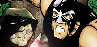 Azteq VS. The Prowler (Comic) Review 5