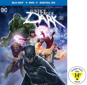 Justice League Dark Blu-ray Give Away 4