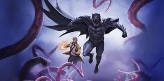 Justice League Dark Blu-ray Give Away 5