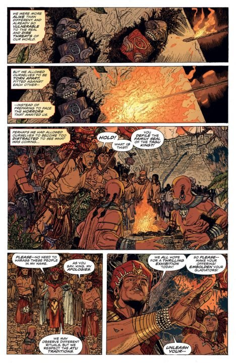 Kong of Skull Island (Comic) Review 1