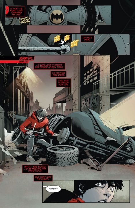 Red Hood and the Outlaws Rebirth #1 (Comic) Review 3