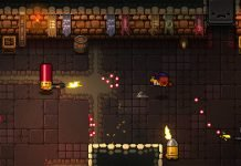 Supply Drop Update Out For Enter The Gungeon