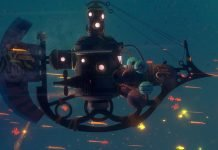 Diluvion Review - Dark Souls Underwater