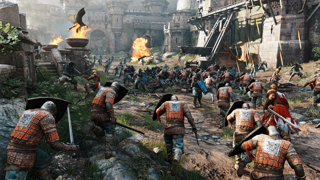 For Honor Review - A Great Western Fighter