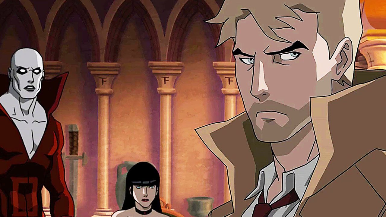 Justice League Dark Movie Review 3