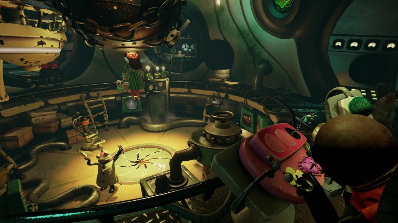 Psychonauts in the Rhombus of Ruin Review - A Disappointing Return 3