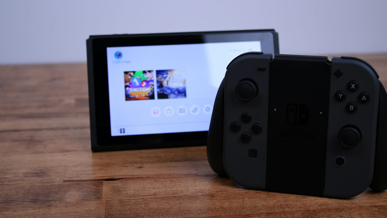 Thoughts After a Night With the Nintendo Switch
