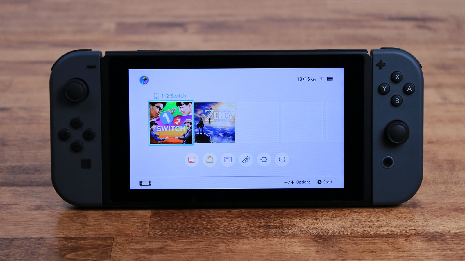 Nintendo Switch will have portable-only games that won't support TV mode