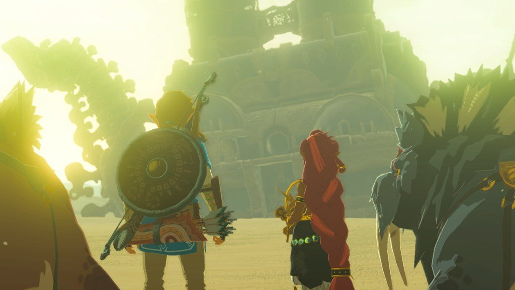 Why We Love The Legend of Zelda: Breath of the Wild's Hyrule