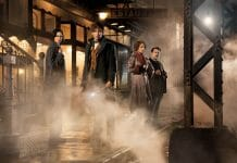 Fantastic Beasts and Where to Find Them Blu-ray Give Away 1