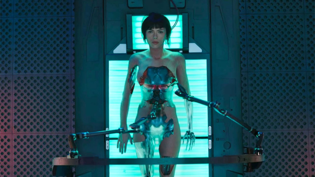 Ghost In The Shell Review - Decades Too Late 7