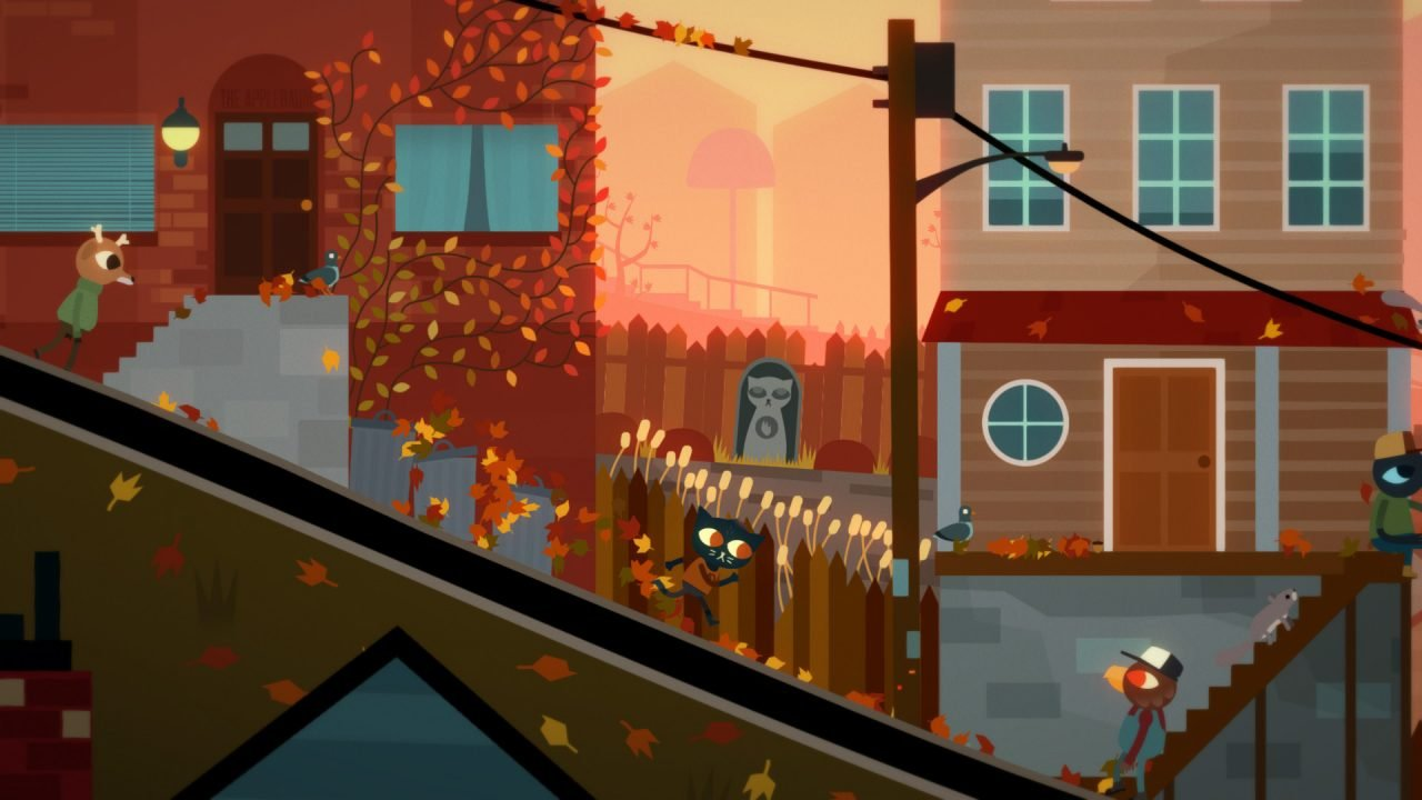 Night in the Woods Review - A Melancholy Yet Realistic Tale 3