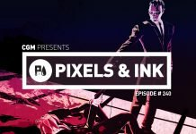 Pixels & Ink #240- No Man's Cody
