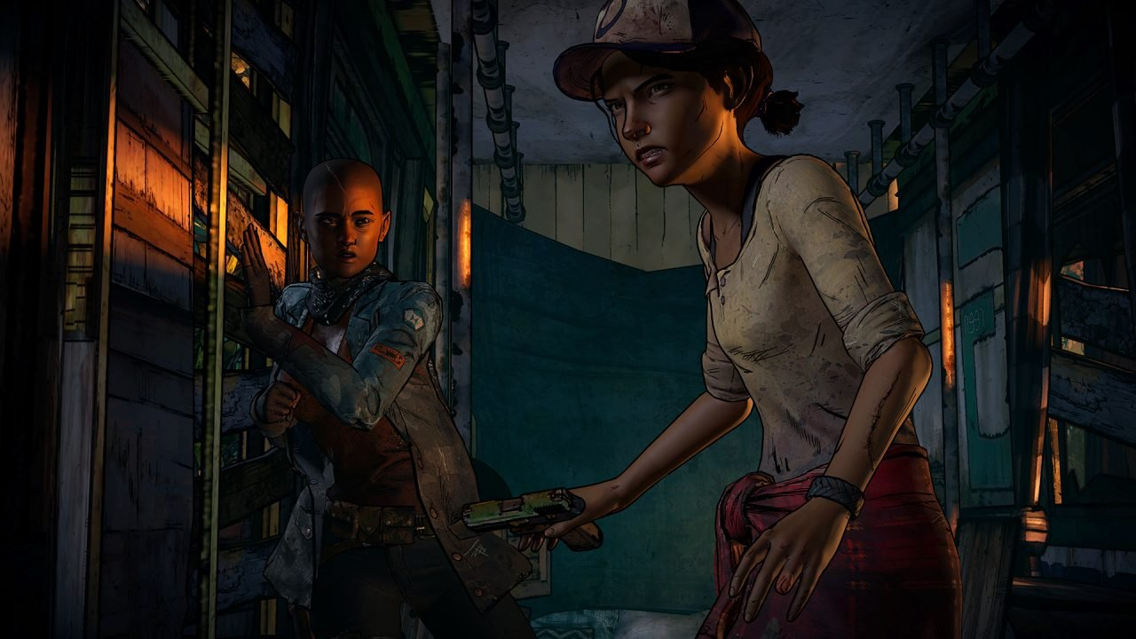 Telltale's The Walking Dead: Season 3 - The New Frontier Episode 1&2 Review 3
