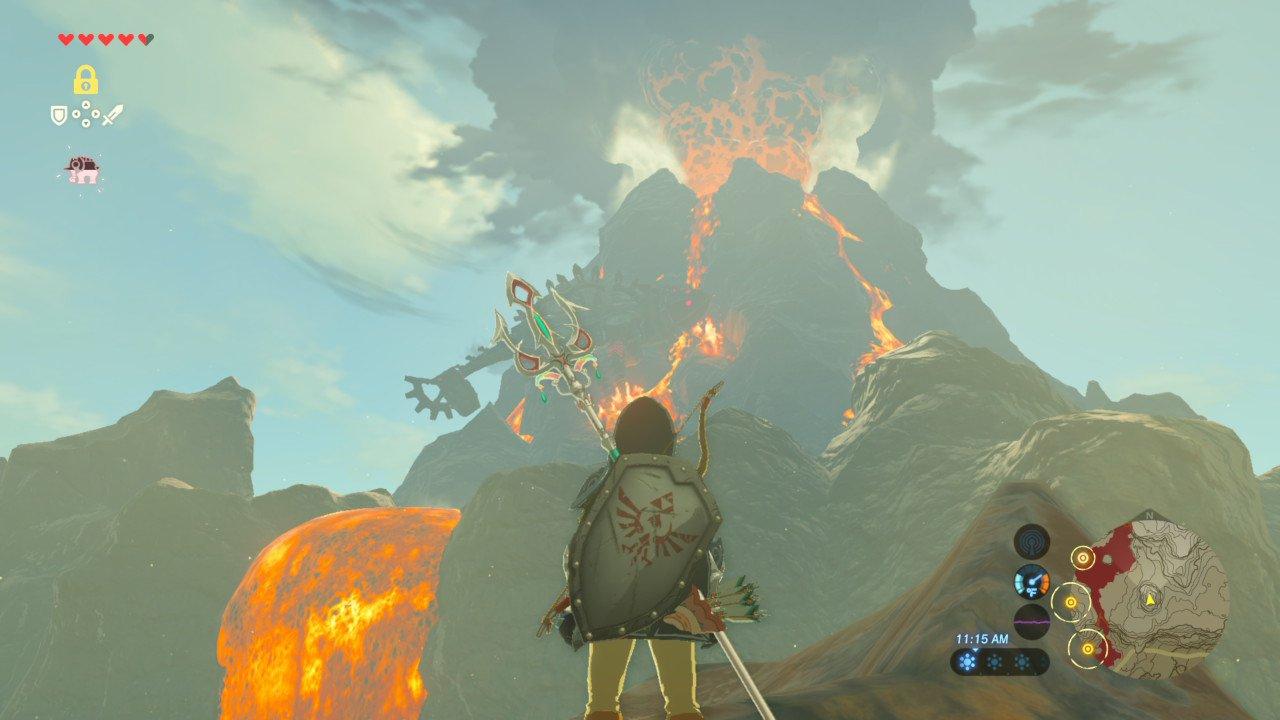 The Legend of Zelda: Breath of the Wild Review 3
