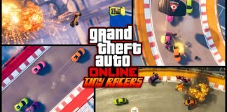 Grand Theft Auto Online: Tiny Racers Launching April 25; 4/20 Deals