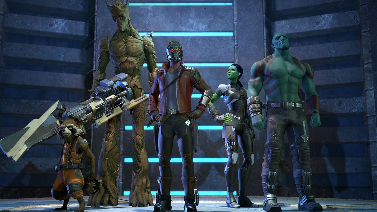 Guardians of the Galaxy: A Telltale Series Episode 1 Tangled Up in Blue Review 3