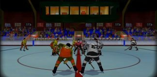 Old Time Hockey Review - Hitz Meets Slapshot 1