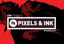 Pixels & Ink #243 - Ghost in the Persona