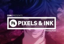 Pixels & Ink #244 - Playing with Power