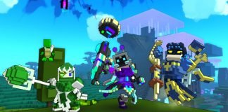Trove Review - Minecraft MMO 1