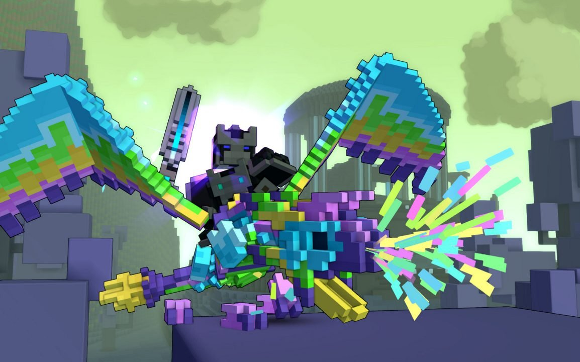 Trove Review - Minecraft MMO 4