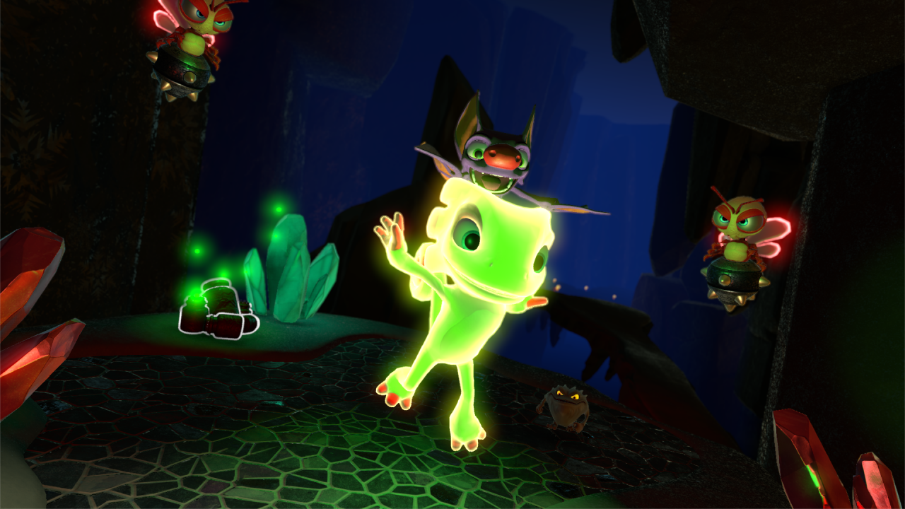 Yooka-Laylee Review - Turning the Paige