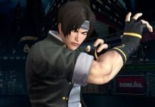 King of Fighters XIV Officially Announced for Steam