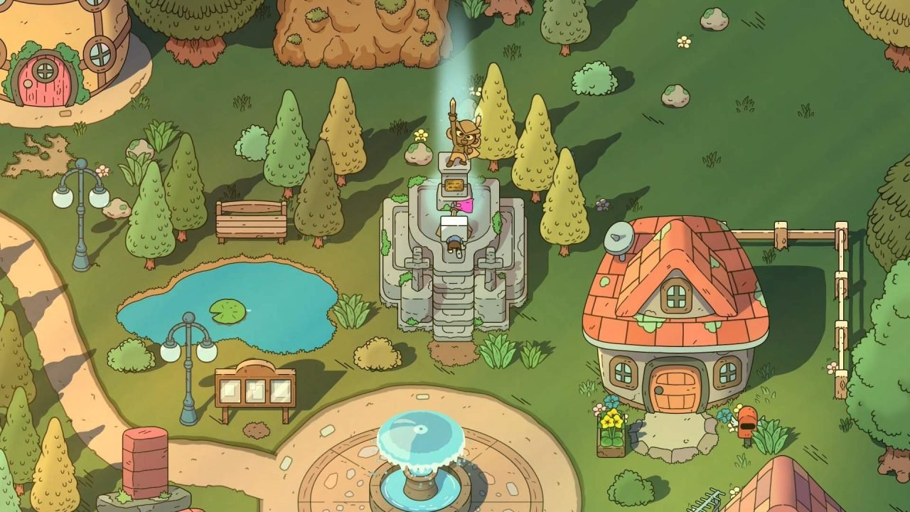 The Swords of Ditto E3 Preview—Hugs, Hats, and Heroes 3