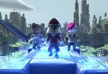 Portal Knights (Switch) Review: Blocky, Tepid Survival 5