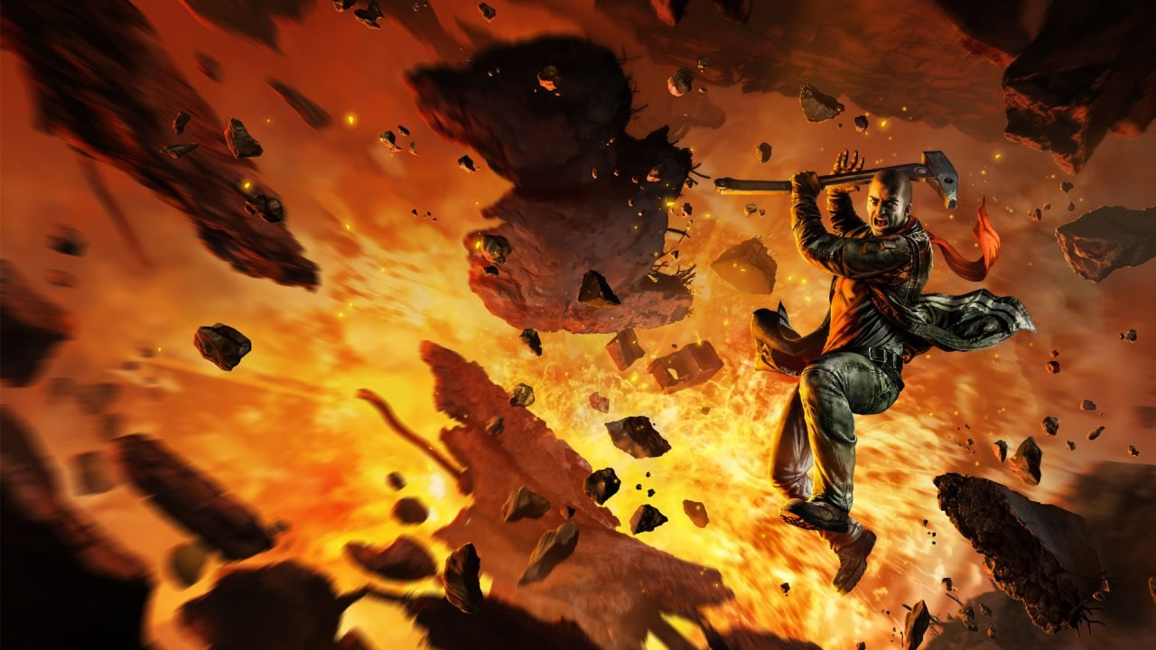 Red Faction: Guerilla Re-Mars-tered Edition Officially Revealed