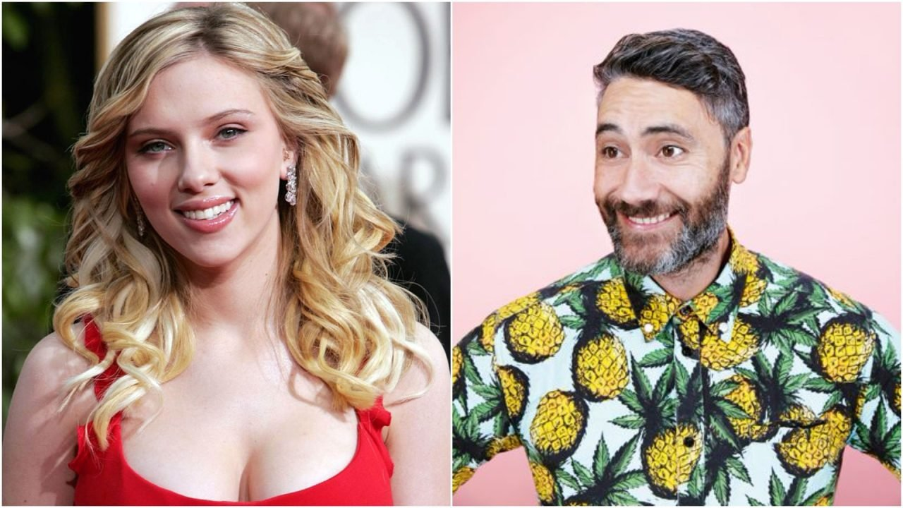Scarlett Johansson Set to Star in Taika Waititi's upcoming film JoJo Rabbit