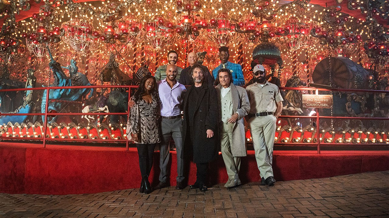 AMERICAN GODS Season 2 Kicks Off Production