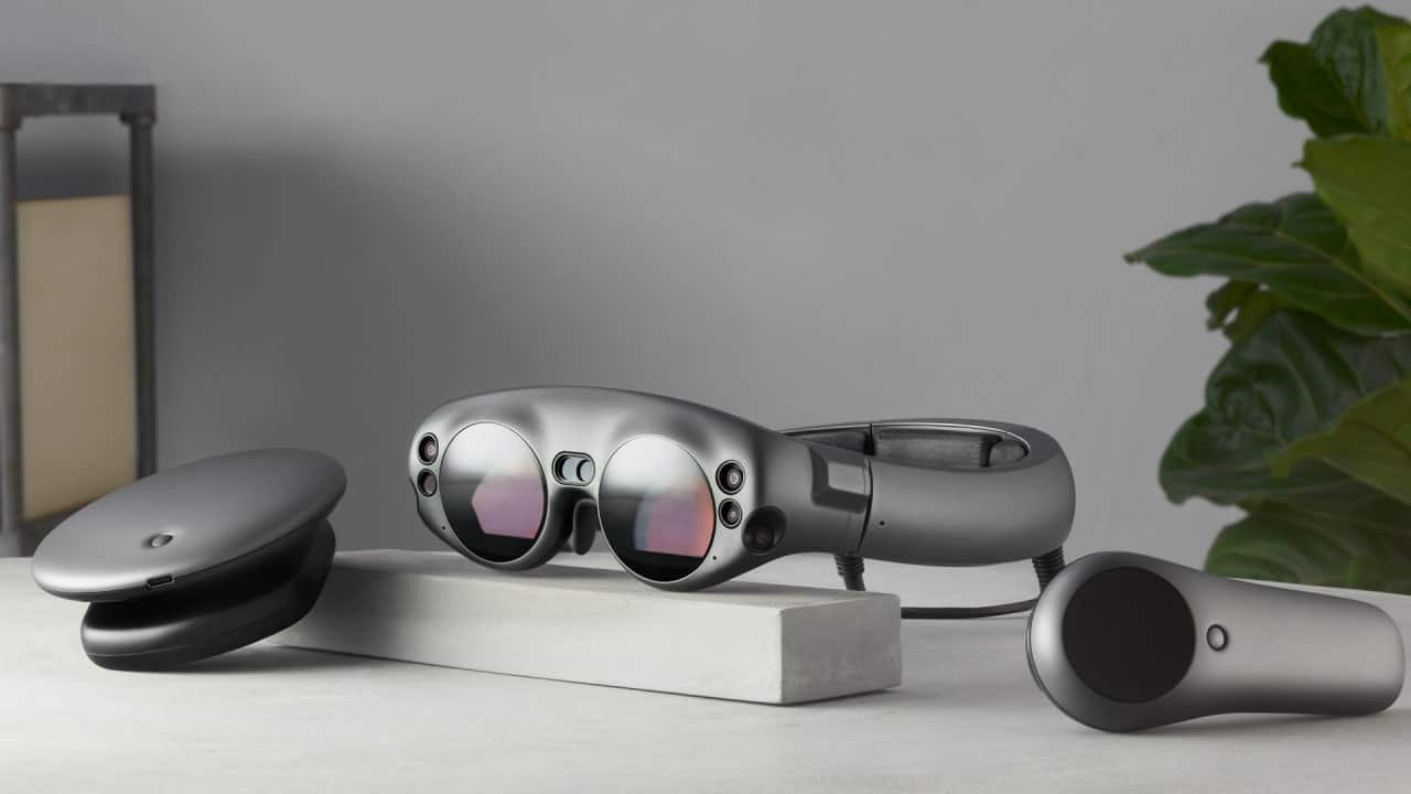 Magic Leap's ultra-hyped AR headset is finally available