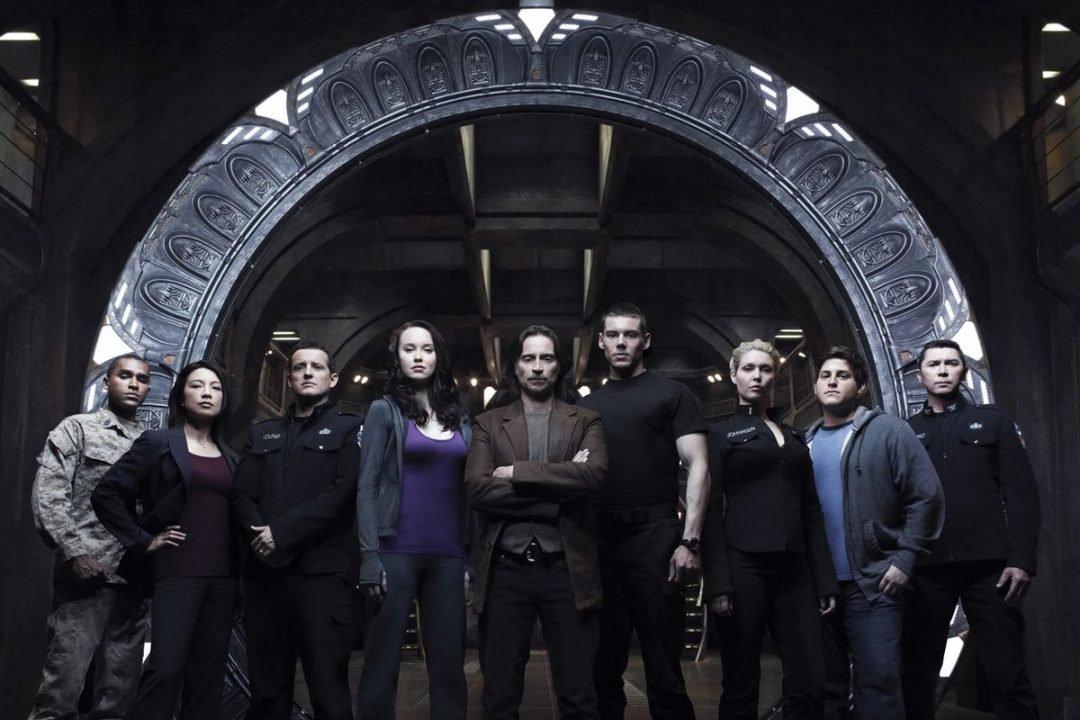 Brian J. Smith And Louis Ferreira Talk Stargate Universe 10