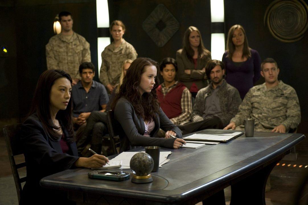 Brian J. Smith And Louis Ferreira Talk Stargate Universe 11
