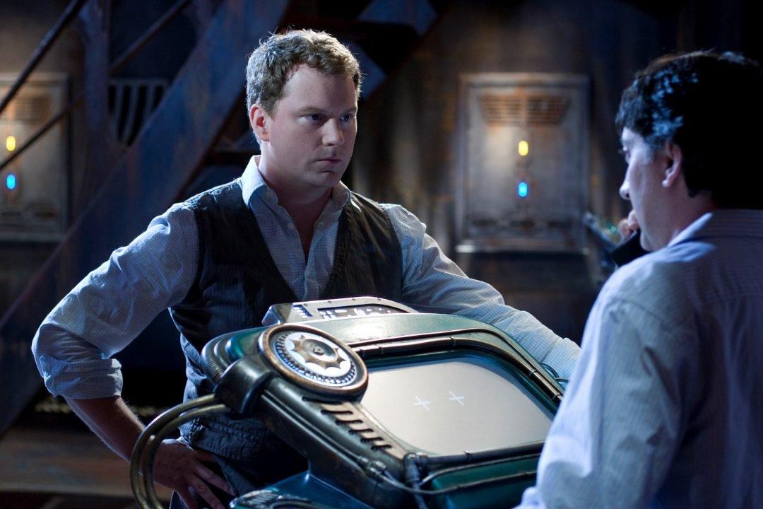Brian J. Smith And Louis Ferreira Talk Stargate Universe 12
