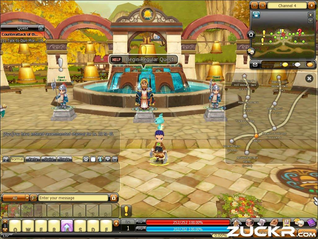 Dragonica Online Interview 6