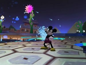 Building a Better Mouse Disney's Epic Mickey 1