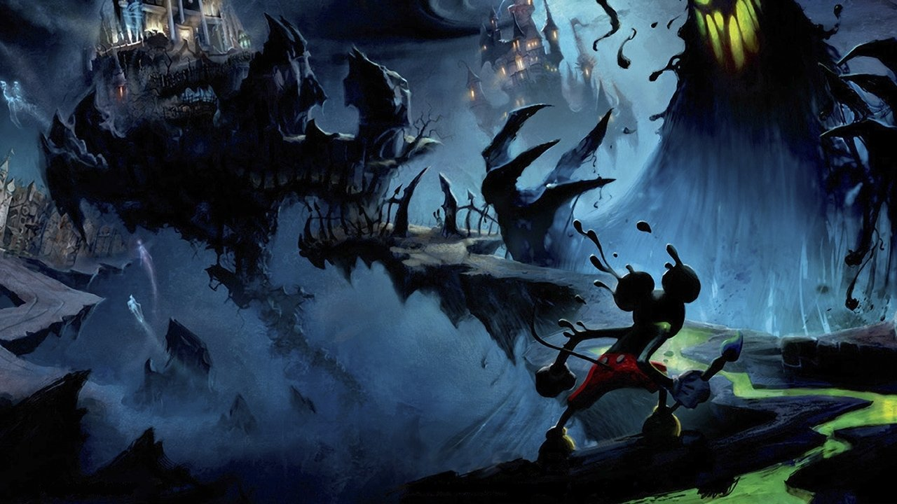 Building a Better Mouse With Disney's Epic Mickey 1