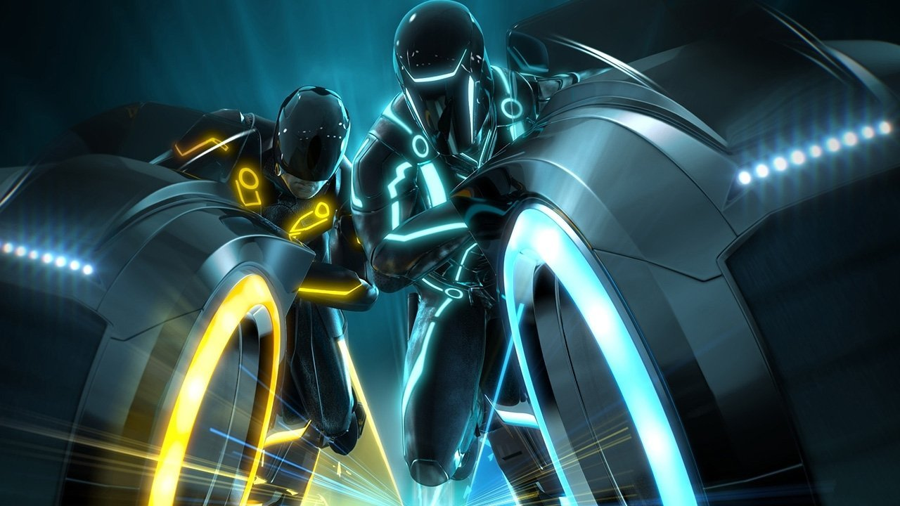 Tron: Evolution Bring On The Neon 3