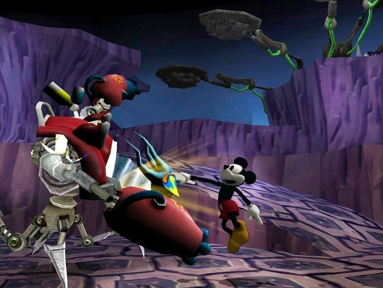 Epic Mickey: Building a Better Mouse