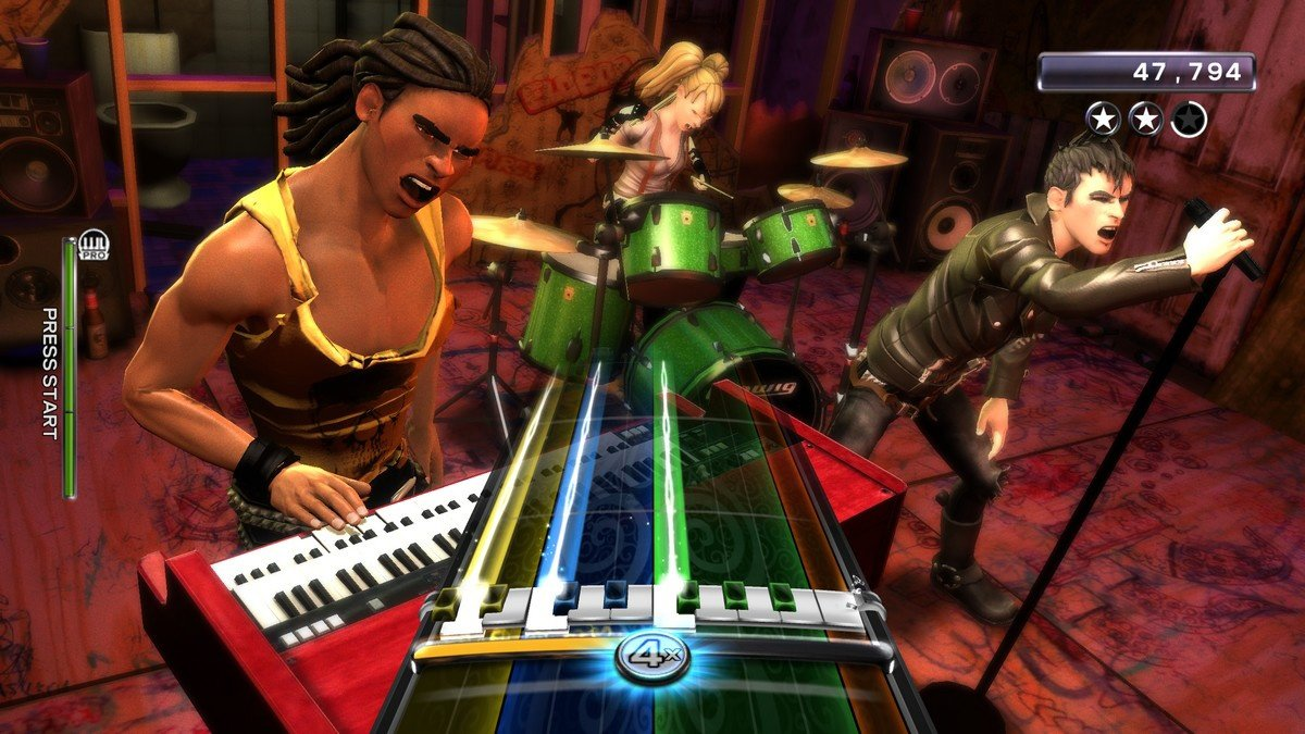 Rock Band 3: The Next Step in Music Games 9