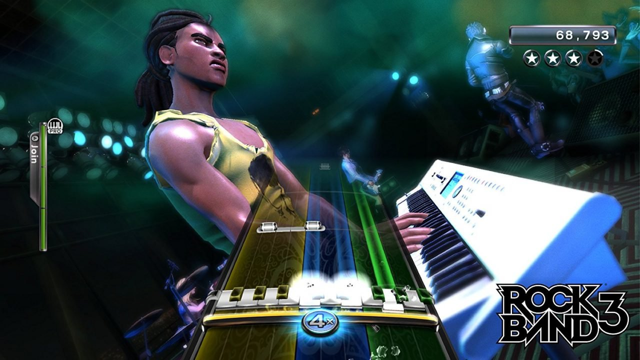 Rock Band 3: The Next Step in Music Games 10