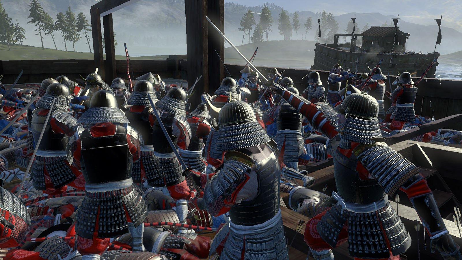 Total War: Shogun 2 E3 2010 Preview 9