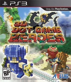 3D Dot Game Heroes (PS3) Review 2